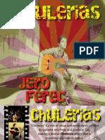 Chulerías | EP by Jero Férec on iTunes (CD Booklet)