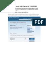 SQL Server 2008 Express Setup