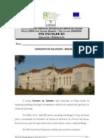 Ficha de Trabalho nº7-Convento Do Salvador-Braga