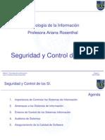 Clase_11_Seguridad y Control de Los SI