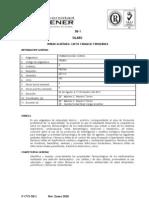 Silabo Farmacologia Clinica 2011-II