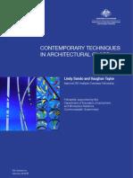 Contemporary Techniques in Architectural Glass