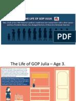 Life of GOP Julia