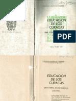 Galdo Gutiérrez 1982_La educación de los Curacas