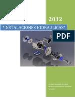 HINSTALACION HIDRAULICA PREPA