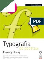 Typografia Od Podstaw Projekty z Klasa Typpod