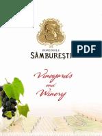 Samburesti Winery Catalogue