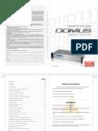 Manual Receiver DOMUS