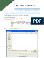 BrOffice - Mala Direta - Configuracao