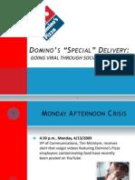 Dominos Special Delivery A