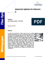WP0002 - FTTH Deployment Options for Telecom Operators