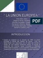 La Union Europea Modificado