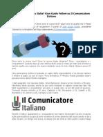 Il Comunicatore Italiano