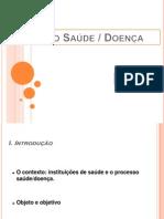 Processo Saúde e doença 2012