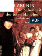 Akunin, Boris - Fandorin 06 - Die Schoen He It Der Toten Maedchen