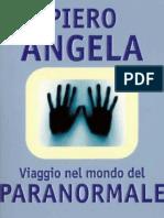 Viaggio Nel Mondo Del Paranormale (Piero Angela) Estratto su Gustavo Rol