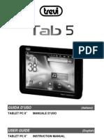 TAB 5 User Manual It-Eng