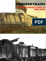 German Armored Trains  In WWII Vol 2