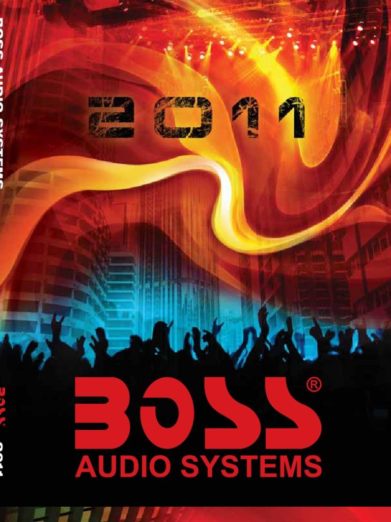 2011 BossAudio Lo | Loudspeaker | I Pod toyota stereo wiring colours Scribd
