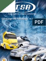 TSA CATÁLOGO DE SENSORES DE NIVEL