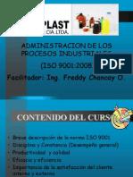 Administración de Procesos Industriales