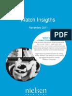 Watch Insights Novembre 2011