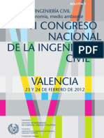 VI Congreso de Ingenieria Civil