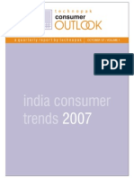 India Consumer Outlook 2007