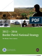 Border Patrol's new national strategy