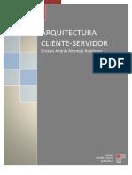 arquitectura cliente-servidor