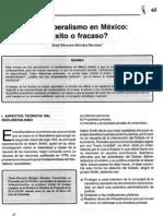 Neoliberalismo en Mexico Jose Silvestre Mendez 01