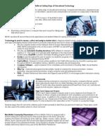 MCSC Technology Summary