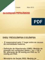 alteraçoes patologicas-