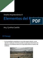 Elementos Del Paisaje