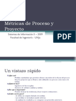 Enlace 2 SIII2009 - Metricas de Proceso y Proyecto