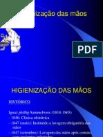 Higienizacao Das Mao