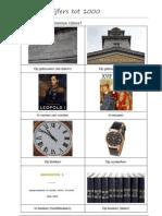 Romeinse Cijfers Tot 1000