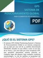 Geodesia Gps - Clase