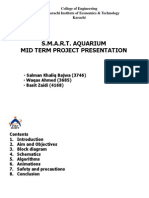 SMART AQUARIUM PPT