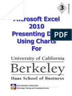 UC Excel 2010 - Module 3 - Charting
