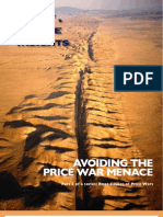Part II_Avoiding Price Wars
