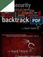 BackTrack y Seguridad a