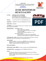 Monitor May Gym Feb 12