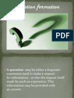 Question Formation Dias