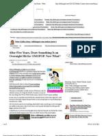 Draw Something is a Hit for OMGPOP CEO Dan Porter - Peter Kafka - Media - AllThingsD