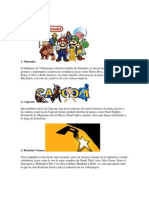 Marcas de videojuegos