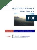 Turismo, Breve Historia de El Salvador