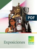 Forum Universal de las Culturas Monterrey 2007  Dossier Exposiciones