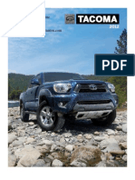 2012 Toyota Tacoma for Sale PA | Toyota Dealer serving Wilkes Barre
