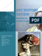 Art History Review Baroque to Romanticism